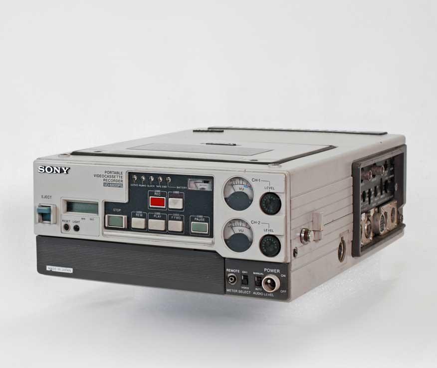 SONY VO 6800 P