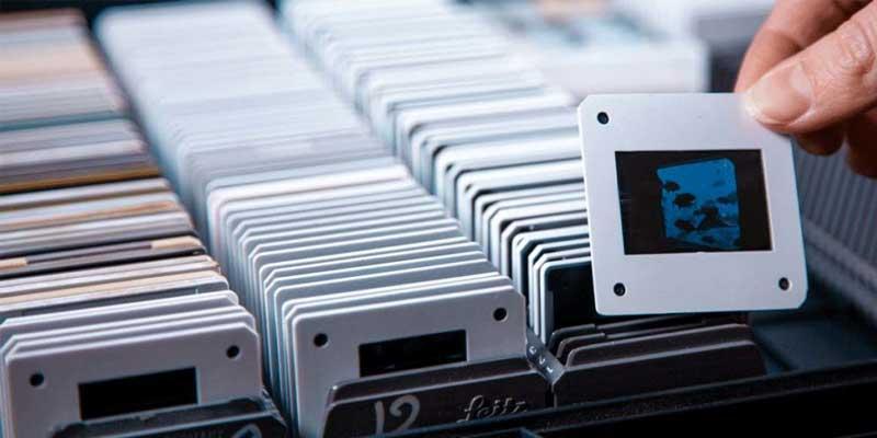 diapositive e fotografie servizi