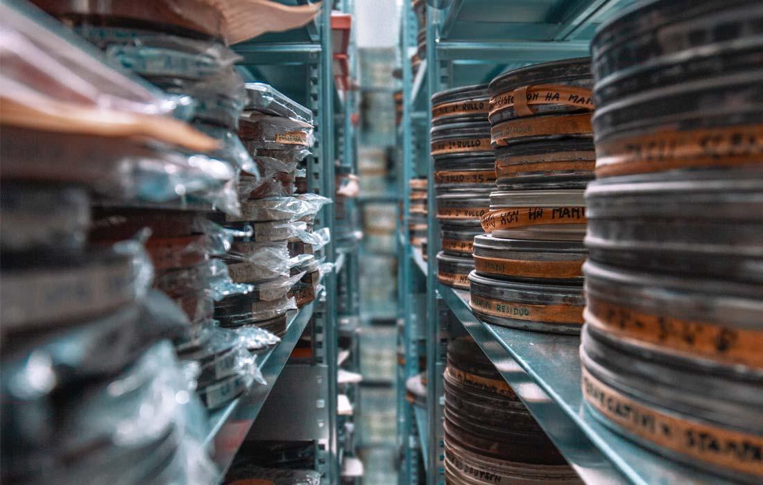 Archivio Cinematografico e Televisivo cineteca del veneto ad archivissima