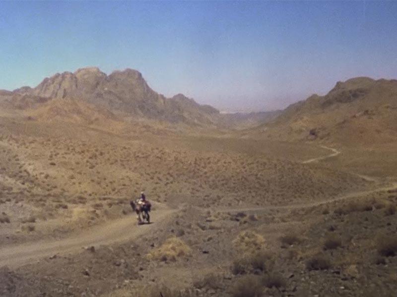 esodo la notte in cui il signore vegliò deserto egitto 2