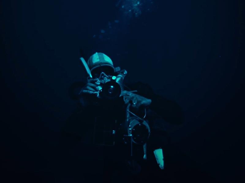 frame da sotto il mare di linosa
