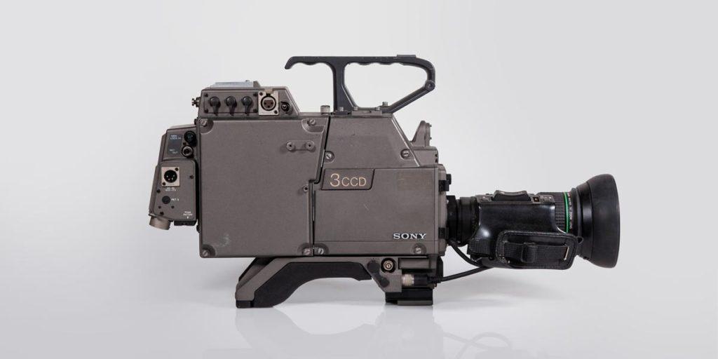 SONY-BVP-7-lato-B recupero apparecchiature