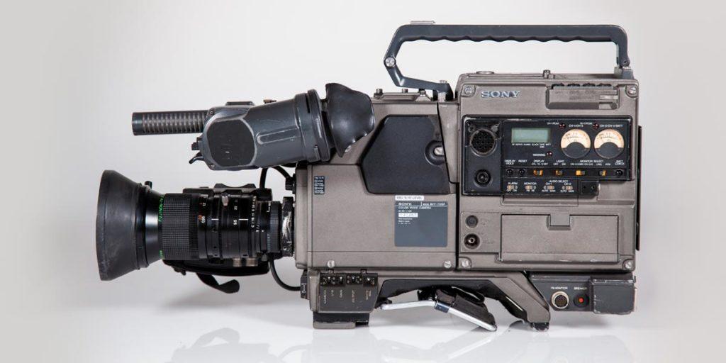SONY-BVP-70P-lato-A recupero apparecchiature