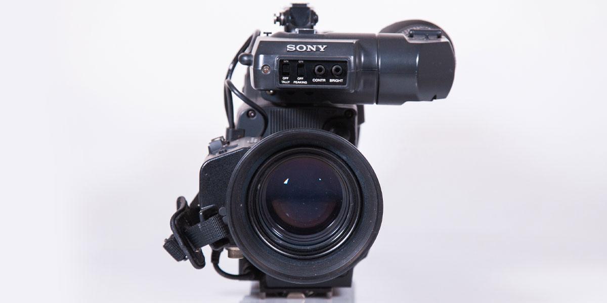 SONY DXC 537P