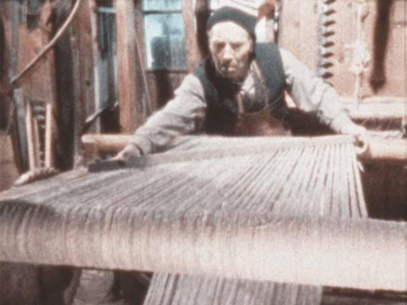 lavorazione della lana e della canapa