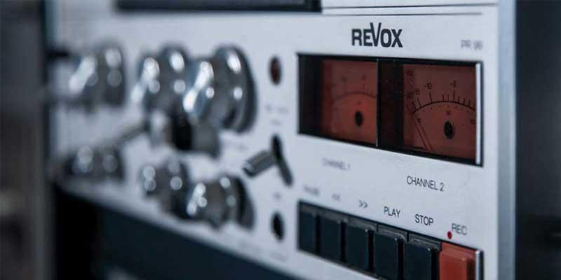 acquisizione audio servizi