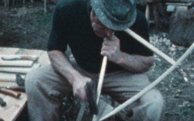 La lavorazione del legno