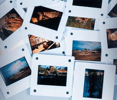 Diapositive e fotografie