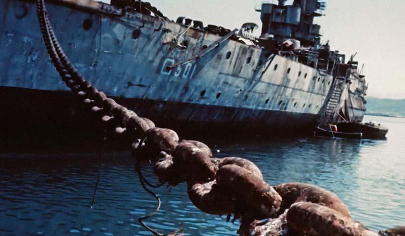 corazzata c301