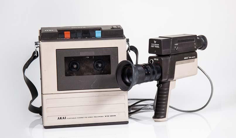 AKAI VT 300 e VC300