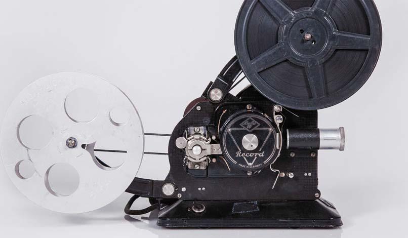 agfa movector proiettore