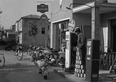 il benzinaio di prozzolo